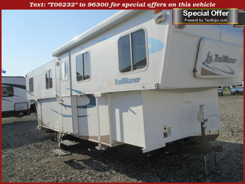 2006 Trailmanor TrailManor 3023