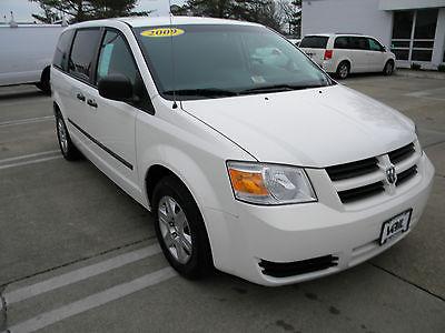 Dodge : Grand Caravan CARGO 2009 dodge grand caravan cargo c v in virginia