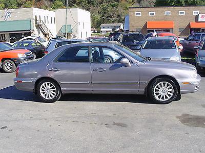 Hyundai : XG350 L Sedan 4-Door Hyundai XG350L Silver Used Reconstructed Title