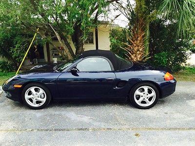Porsche : Boxster Convertible 1998 porshe boxster convertible