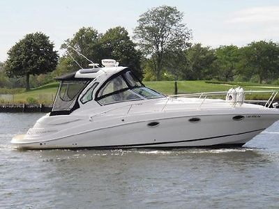 2011 Four Winns V335 with Volvo Penta Joystick Control. Immaculate!!