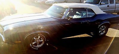 Oldsmobile : Cutlass Supreme Convertible 442 tribute excellent inside and out you won t find nicer for this price