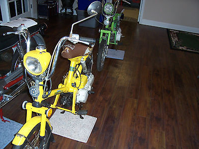 Honda : Other 1978 honda nc 50 1 yellow and 1 green