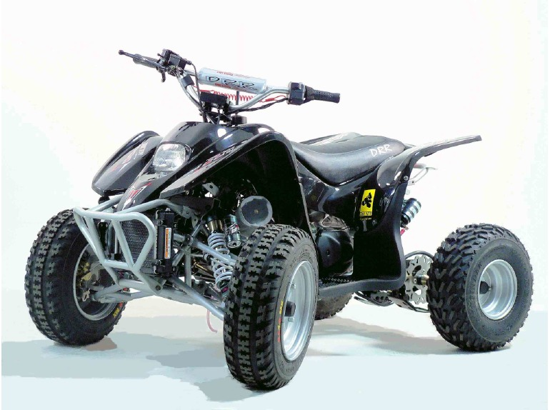 2015 DRR DRX 50 Youth ATV DRX50 New Used ATV