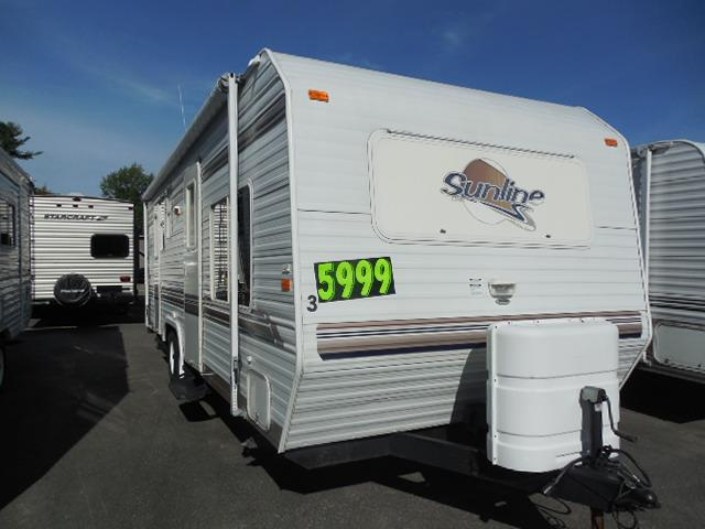 Sunline Solaris 2553 Rvs For Sale