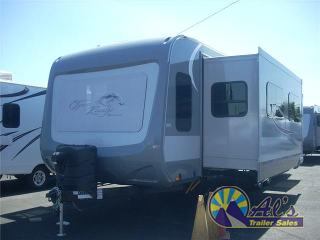 2016 Highland Ridge Rv The Light Travel Trailers LT216RBS