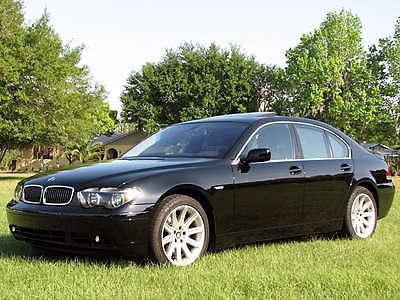 BMW : 7-Series LI 2003 bmw 745 li base sedan 4 door 4.4 l