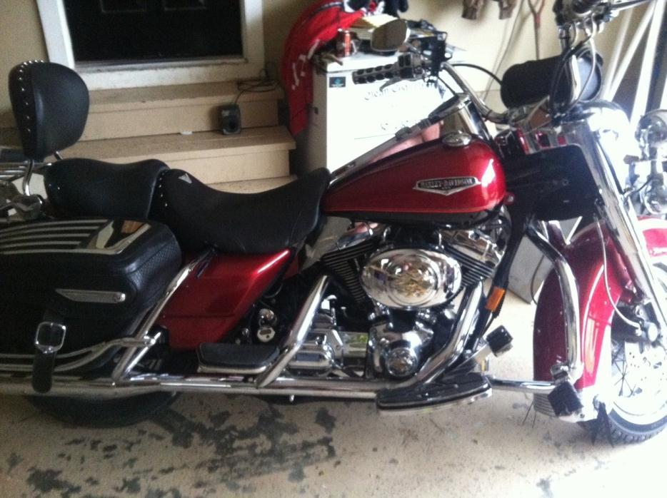 2010 Harley-Davidson Softail ROCKER FXCWC