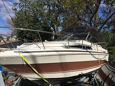 25 feet Sea Ray Sundancer in amazing condition with great running engine
