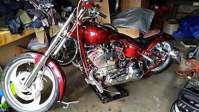 Custom Built Motorcycles : Chopper 2003 custom rigid s s