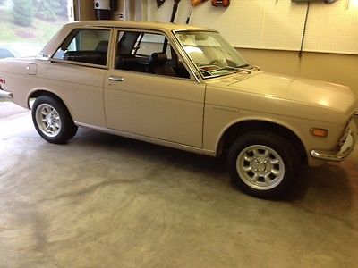 Datsun : Other SEDAN 1971 datsun 510 2 door sedan pl 510 survivor
