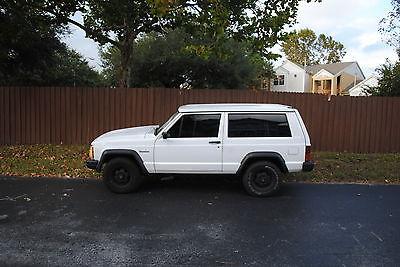 Jeep : Cherokee SE Sport Utility 2-Door 94 jeep cherokee 2 dr right hand drive postal jeep