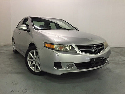 Acura : TSX Base Sedan 4-Door 2006 acura