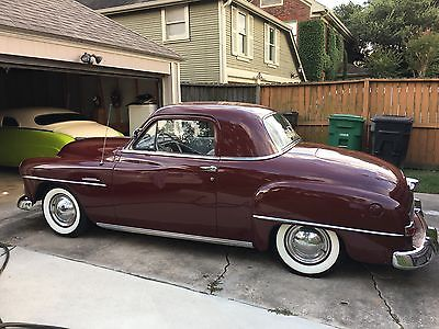Plymouth : Other Concord 1951 plymouth concord business coupe