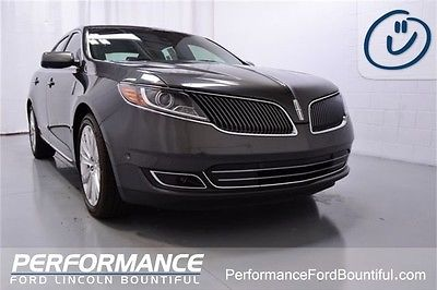 Lincoln : Other EcoBoost 2015 lincoln ecoboost