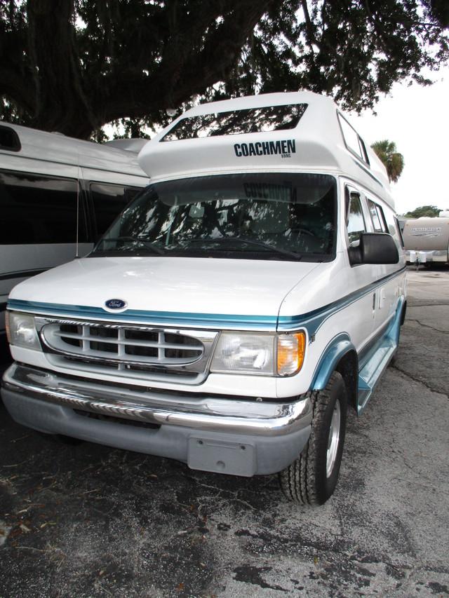 1998 Coachmen Econoline 250