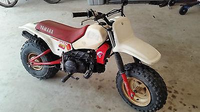 Yamaha : Other 1986 yamaha bw 80