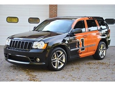 jeep grand cherokee srt8 cars for sale in michigan. Black Bedroom Furniture Sets. Home Design Ideas