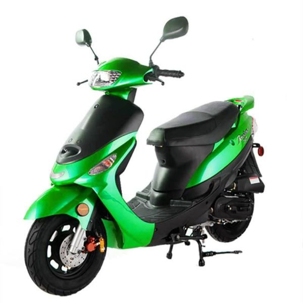 BRAND NEW Tattoo 50cc Gas Moped Scooter on SALE