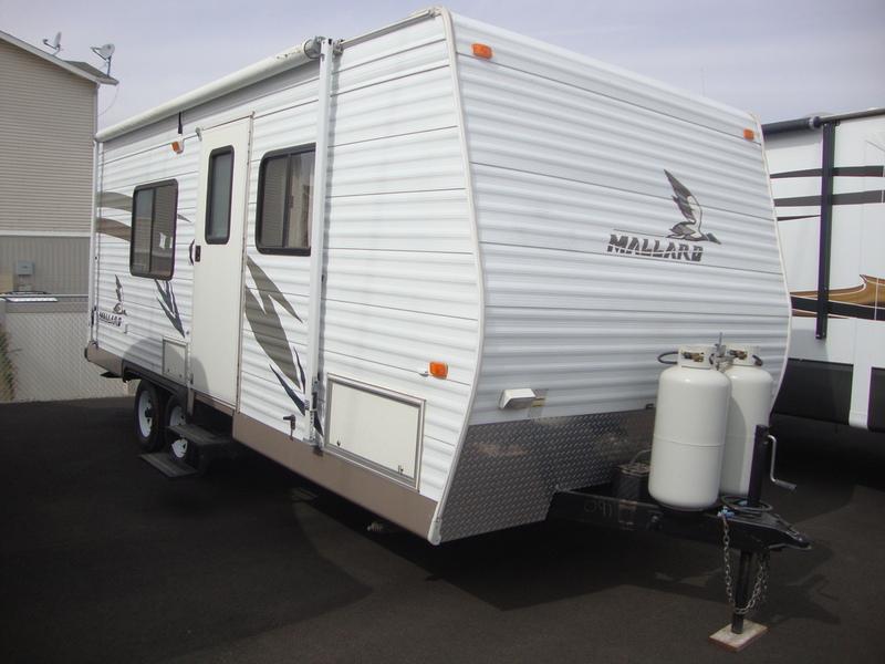Fleetwood Mallard 190fq Rvs For Sale