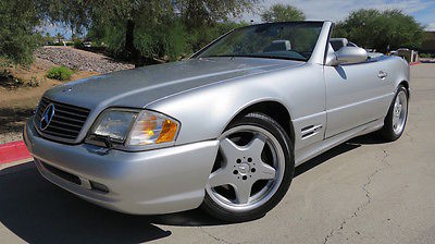 Mercedes-Benz : SL-Class SL500 Sport 1999 mercedes benz sl 500 roadster hard top sport amg beautiful must see