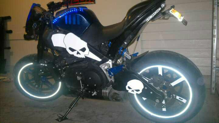 Buell 1125r Sliders Motorcycles for sale