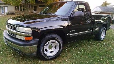 Chevrolet : Silverado 1500 Base Standard Cab Pickup 2-Door 2000 chevrolet silverado 1500 chevy pickup