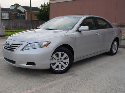 Toyota : Camry Hybrid Sedan 4-Door ONLY 35K MILES ONE OWNER NAVI. SYS. LEATHER HEATED SEATS SUN ROOF 2 SET OF KEYS