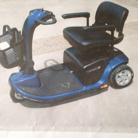 PRIDE VICTORY 9 ELECTRIC SCOOTER