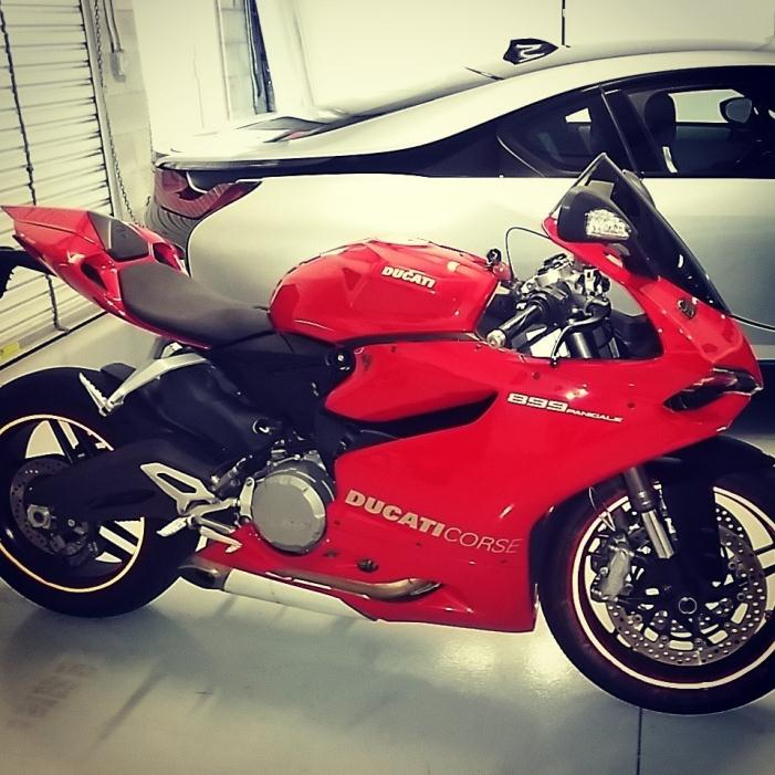 Ducati superbike motorcycles for sale in naples florida for Honda dealership naples fl