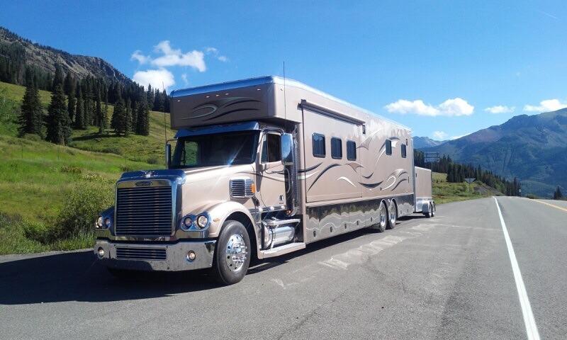 Freightliner Coronado Rvs For Sale