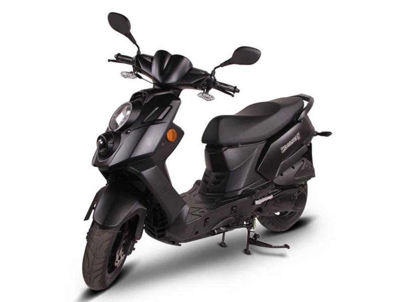 2015 Genuine Scooter Co. Hooligan 170i