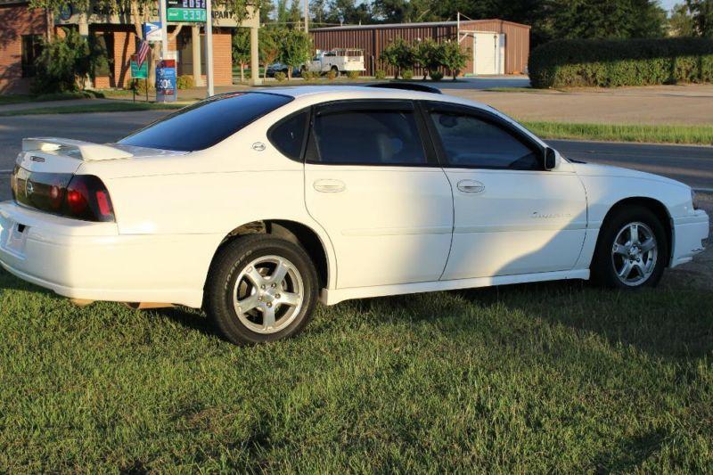 2004 chevy impala ls cars for sale. Black Bedroom Furniture Sets. Home Design Ideas