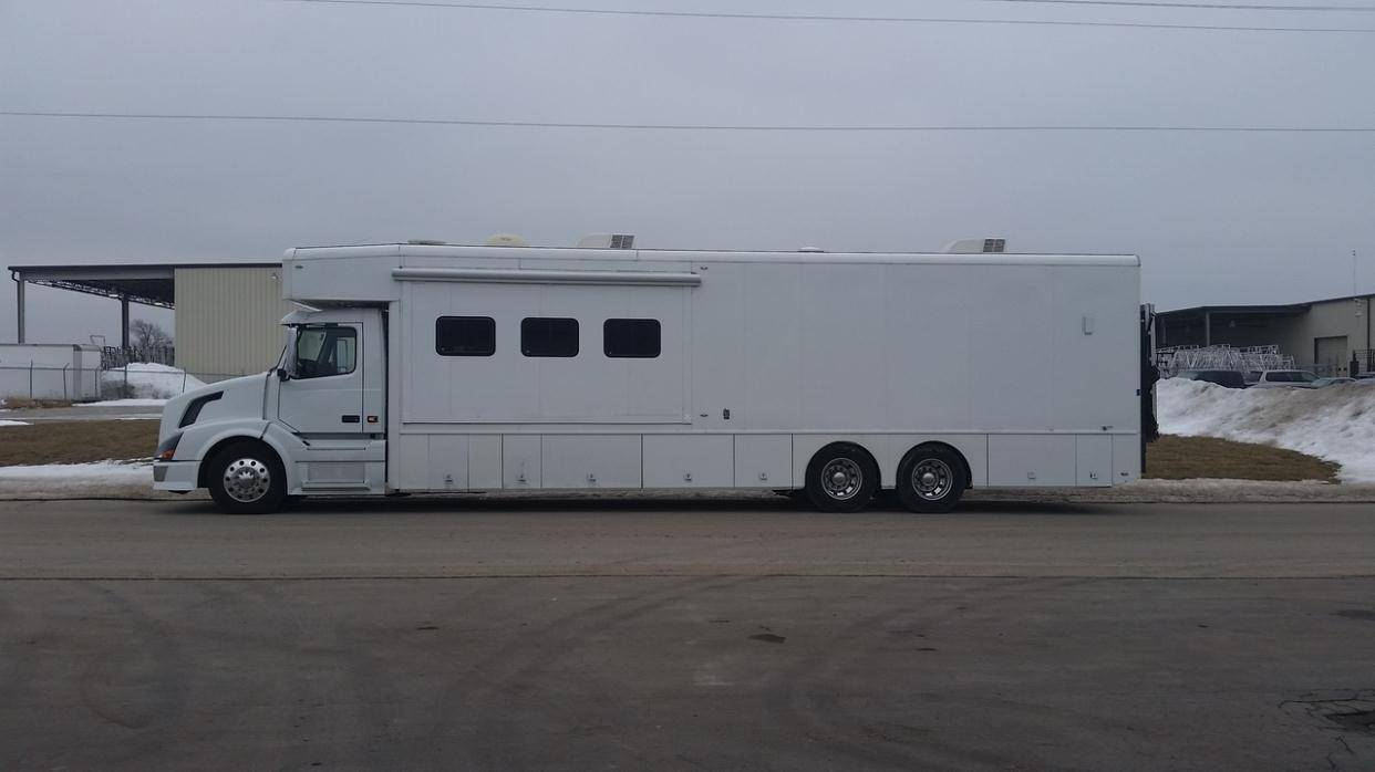 Show Hauler Volvo RVs for sale
