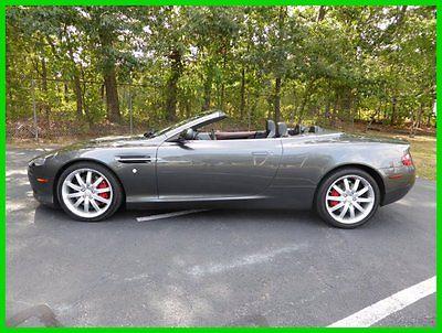 Aston Martin : DB9 Volante 2006 volante used 6 l v 12 48 v automatic convertible premium