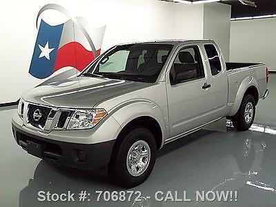 Nissan : Frontier S KING CAB 5-SPEED BEDLINER 2014 nissan frontier s king cab 5 speed bedliner 18 k mi 706872 texas direct