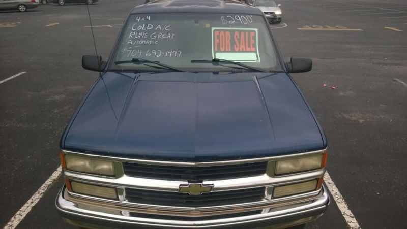 1999 chevy suburban 1500 4x4 cars for sale. Black Bedroom Furniture Sets. Home Design Ideas