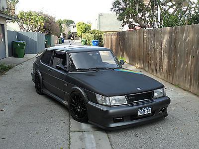 Saab : 900 SPG Hatchback 2-Door Highly Modified one of a kind 1988 Saab 900 turbo SPG Hatchback 2-Door 2.0L