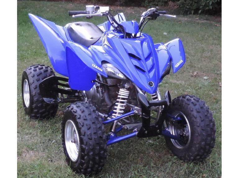 2007 raptor 350 motorcycles for sale for 2007 yamaha raptor 350 top speed