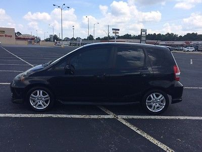 Honda : Fit Sport Hatchback 4-Door 2008 honda fit sport hatchback 4 door 1.5 l