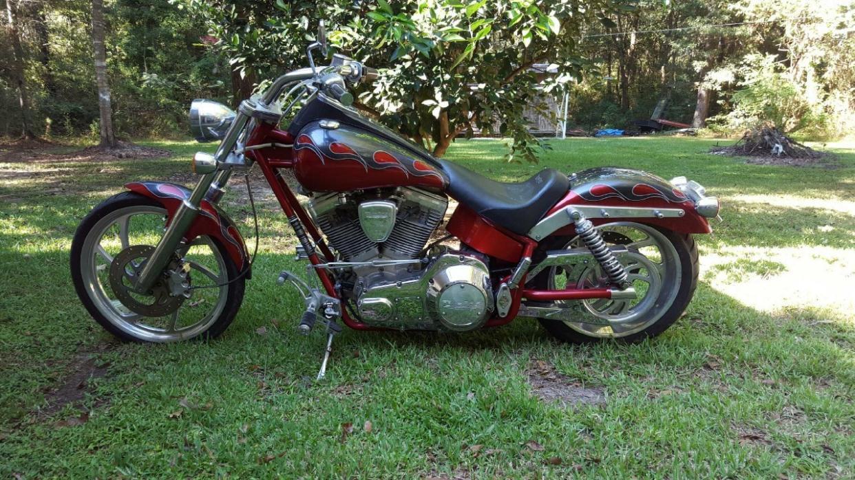 2002 Big Dog Motorcycles Boxer