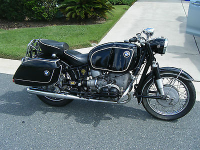 1968 Bmw R50 Motorcycles For Sale