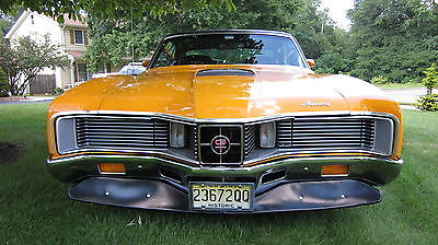 Mercury : Other Cyclone GT 1971 ford mercury montego cyclone gt muscle show car