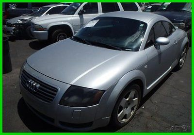 Audi : TT ALMS Commemorative Edition 2002 alms commemorative edition used turbo 1.8 l i 4 20 v manual awd coupe premium