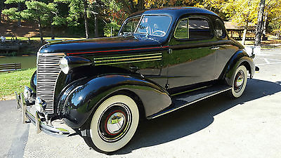 Chevrolet : Other Master Deluxe 1938 chevrolet business coupe