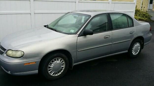 2000 Chevy Malibu, 78k.