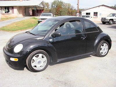 Volkswagen : Beetle-New GLS 01 vw beetle turbo diesel 5 speed sunroof leather nice sothern 1 owner
