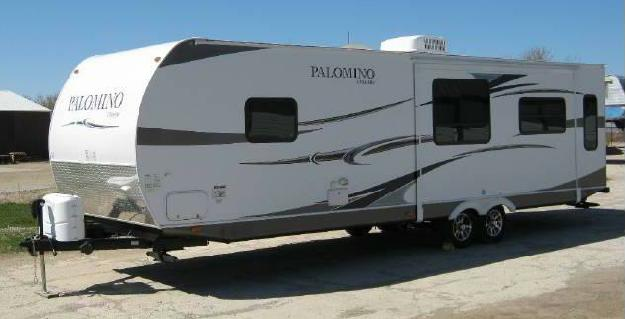 2013 Forest River Palomino T-285