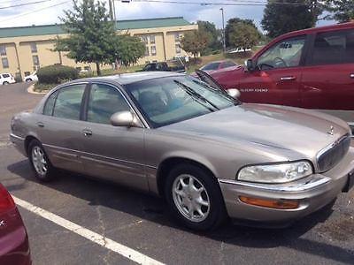 Buick : Park Avenue Base Sedan 4-Door 2001 buick park avenue base sedan 4 door 3.8 l