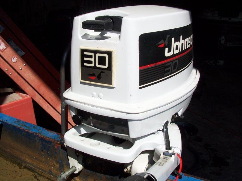 15hp Johnson Short Shaft Boats for sale